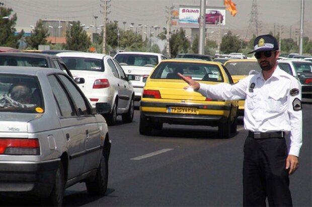 ترافیک شهرمهران به شرایط عادی بازگشت ، تخلیه تدریجی پارکینگ ها