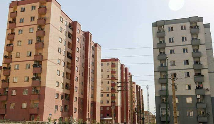 فهرست آپارتمان های قیمت مناسب در گروه سنی 10 تا 20 سال