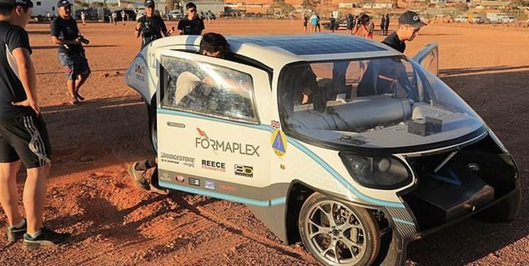 خودروی الکتریکی که 899 کیلومتر را با یک بار شارژ طی می کند