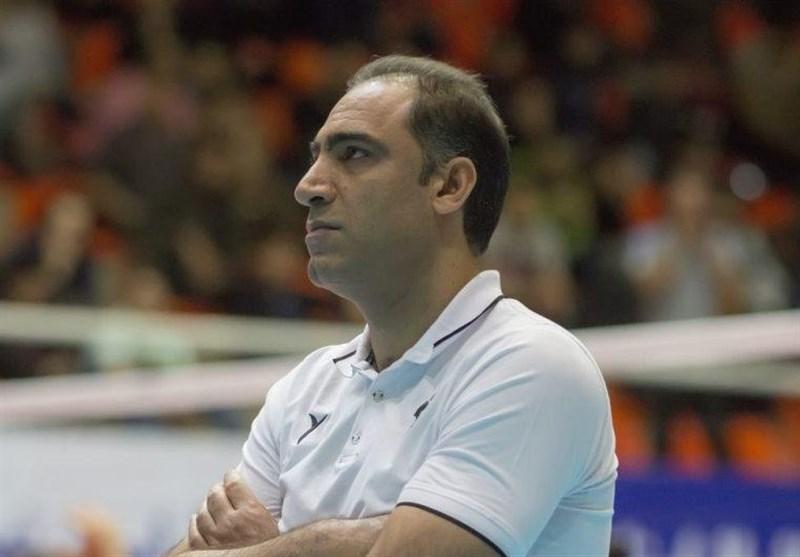 ترکاشوند: امیدوارم انتخابات والیبال مهندسی شده نباشد