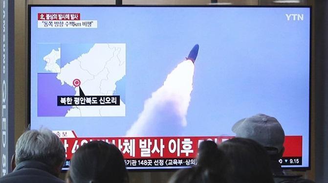 سئول: یکی از موشک های پرتابی کره شمالی، جدید بود