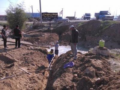 خسارت 33 میلیارد تومانی بارندگی به تاسیسات آب در فارس