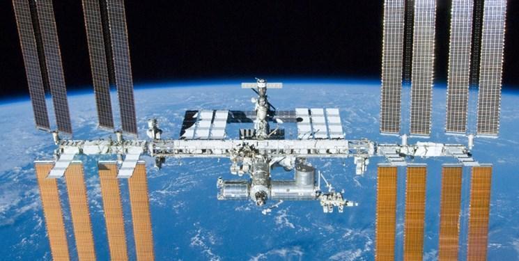 شروع سال جدید در ایستگاه فضایی