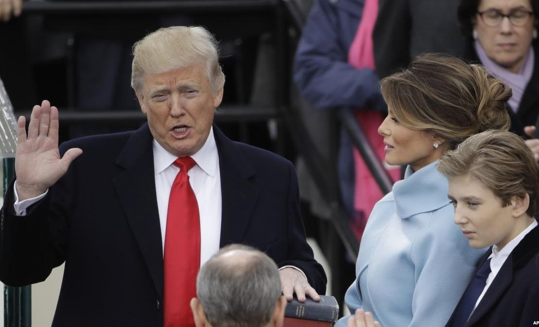 گزارش قانونگذاران دموکرات به سنا درباره سوگندشکنی ترامپ