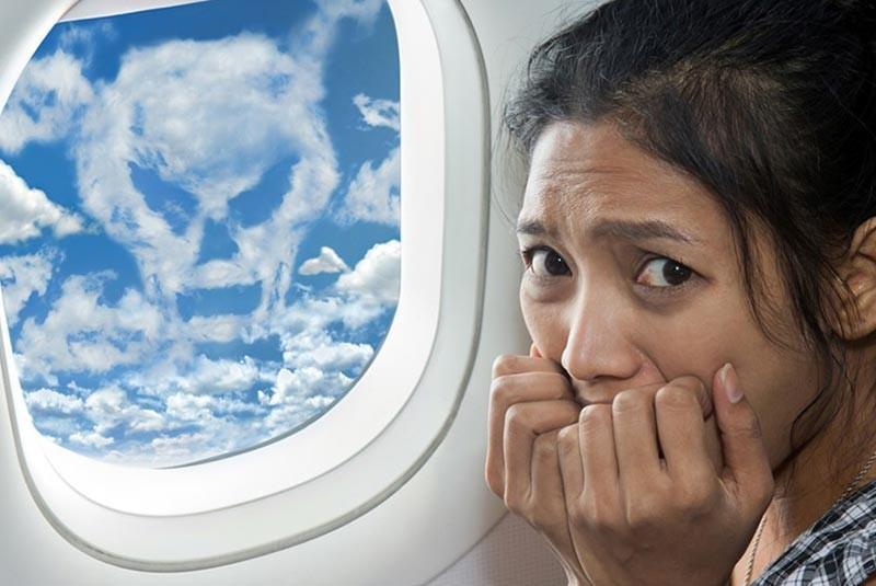 ترس از هواپیما چیست و چگونه به آن غلبه کنیم؟