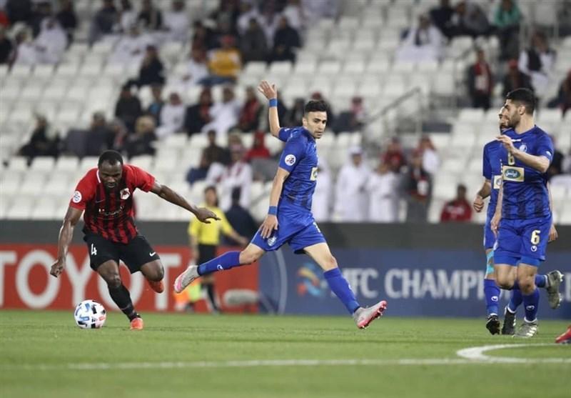 رمضانی: بازیکنان استقلال غیرت شان را نشان دادند، جواب خاصی به AFC دادیم