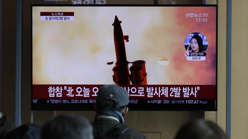 جهان گرفتار کرونا؛ کره شمالی مشغول موشک، سومین آزمایش موشکی پیونگ یانگ در بحبوحه بحران جهانی کرونا