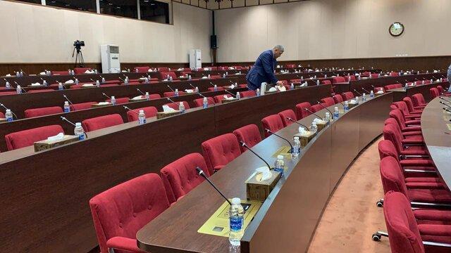 ائتلاف صدر: کاظمی تضمین لازم برای تایید کابینه را کسب نکرده