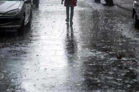 ورود سامانه بارشی جدید به کشور از شنبه ، کاهش 6 تا 8 درجه ای دما در برخی مناطق