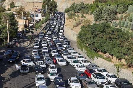 انسداد 6 جاده به دلیل نداشتن ایمنی ، محور چالوس 8 و 9 خرداد یک طرفه می گردد