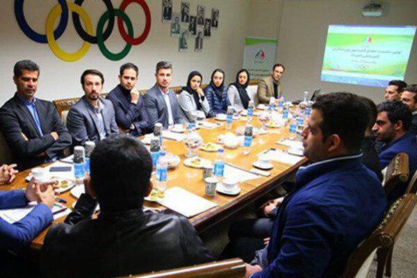تدوین آئین نامه جدید برای کمیسیون ورزشکاران کمیته ملی المپیک