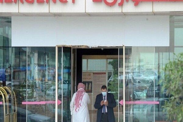 ابتلای 2 هزار و 591 مورد جدید کرونا در عربستان طی یک روز