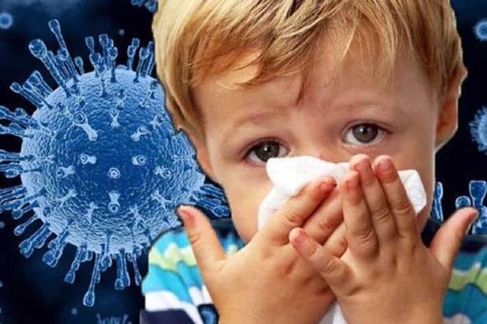افزایش ابتلا به کرونا در بچه ها با علایم گوارشی