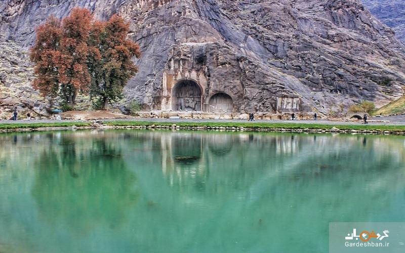 پارک جنگلی کرمانشاه،تفریح در دل زیبایی های طبیعی و تاریخی، عکس