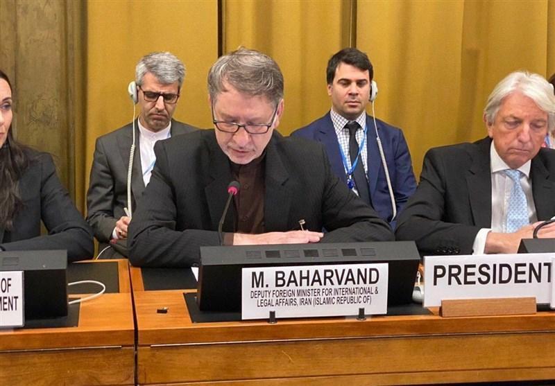 بهاروند: هیئت ایرانی هفته آینده برای رایزنی درباره هواپیمای اوکراینی راهی کی یف می گردد