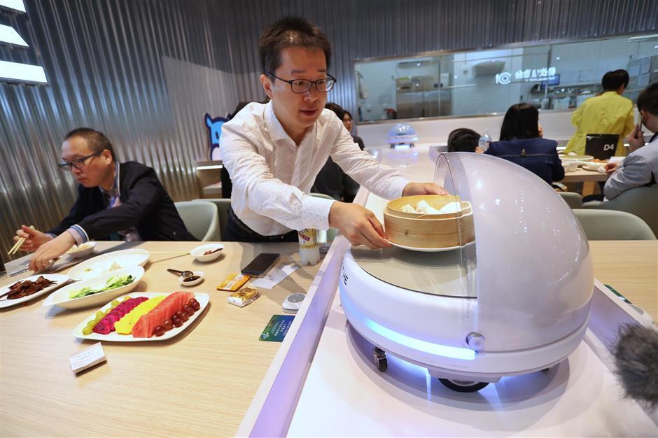 بازار داغ رستورانهای روباتیک در بحران کرونا