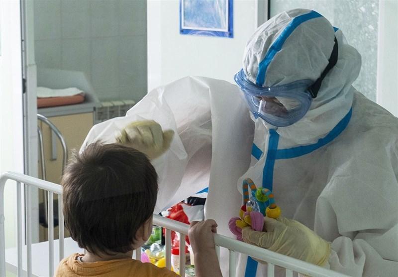 48 هزار کودک در روسیه به کرونا مبتلا شده اند، واکسن ویژه بچه ها 9 ماه دیگر