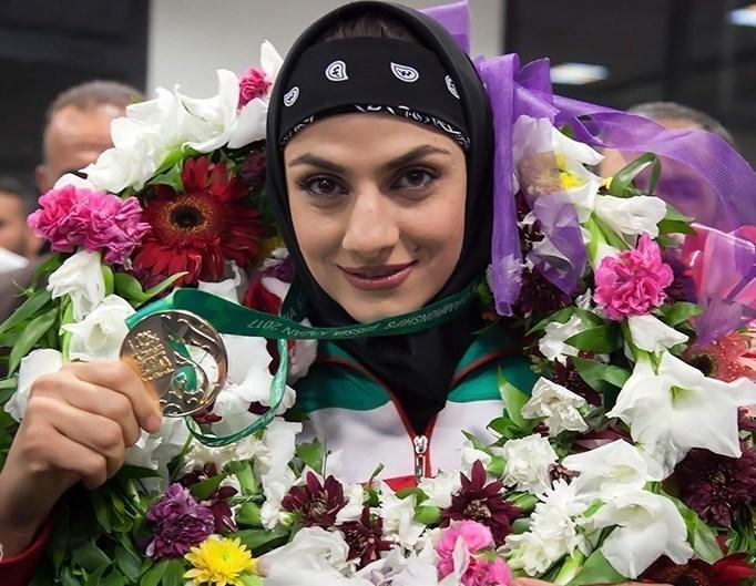 سونامی در ووشوی ایران، مریم هاشمی هم دوپینگی از آب درآمد