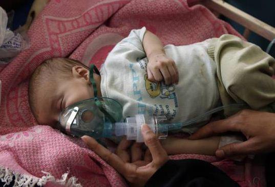 رشد اختلالات مغزی در میان یمنی ها ، استفاده از سلاح های ممنوعه
