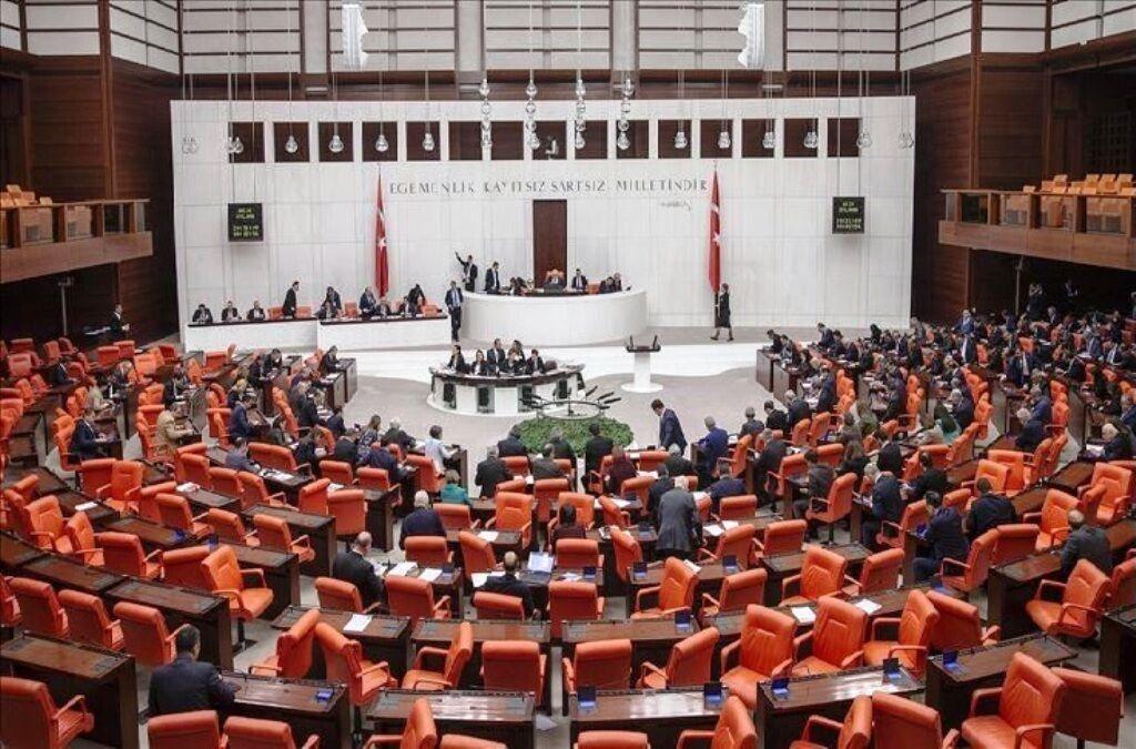 موافقت مجلس ترکیه با اعزام نیروی نظامی به آذربایجان