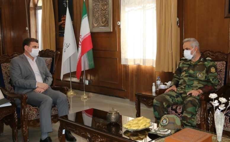 خبرنگاران استاندار کرمان: امنیت در جنوب شرق کشور برقرار است