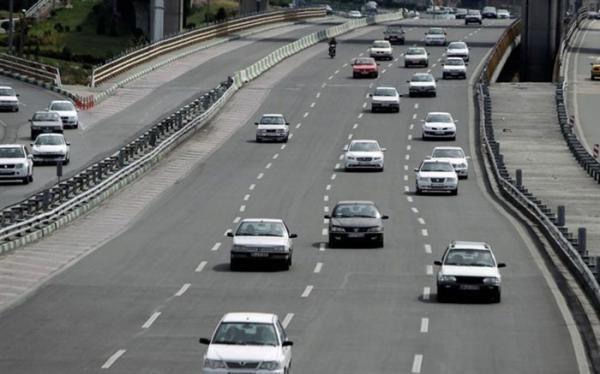 کاهش ترددهای برون شهری در شبانه روز گذشته