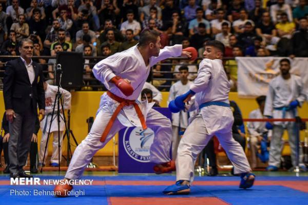 زمان برگزاری رقابتهای انتخابی تیم ملی کاراته معین شد