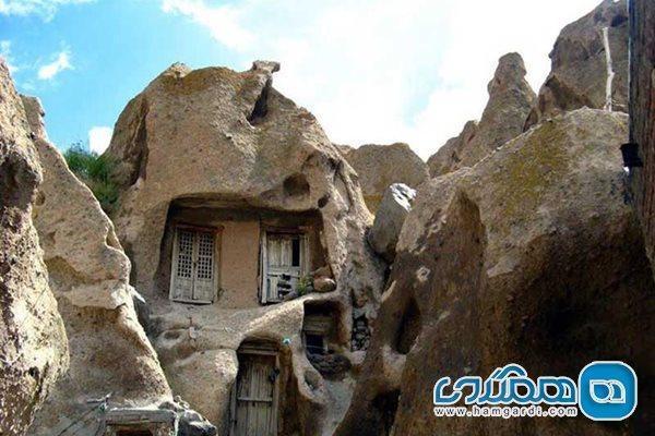 طرح های مطالعاتی و مرمتی کران های روستای کندوان بازنگری می شوند