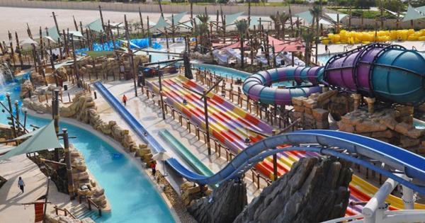 آشنایی با برترین و معروف ترین پارک های آبی دبی، تصاویر