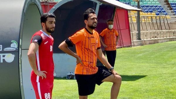 سورپرایز ویژه گل محمدی برای بازی مقابل فولاد