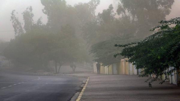 پیش بینی وزش باد در نواحی جنوبی استان سمنان