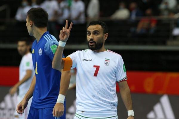 واکنش فدراسیون فوتبال به حذف تیم ملی فوتسال از جام جهانی لیتوانی